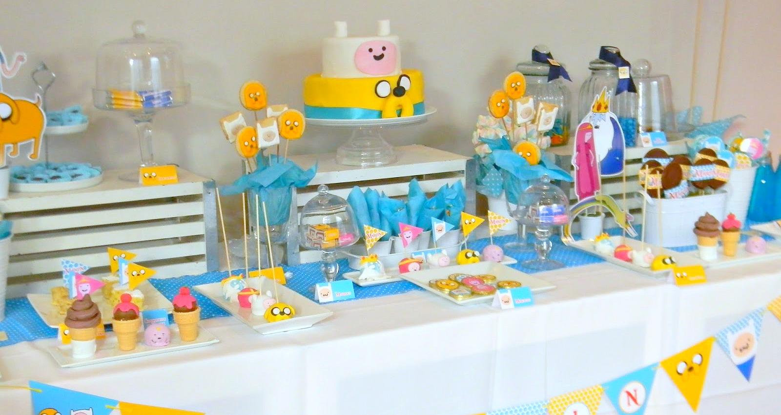 decoraci n de mesa cumplea os para ni os la cajita azul