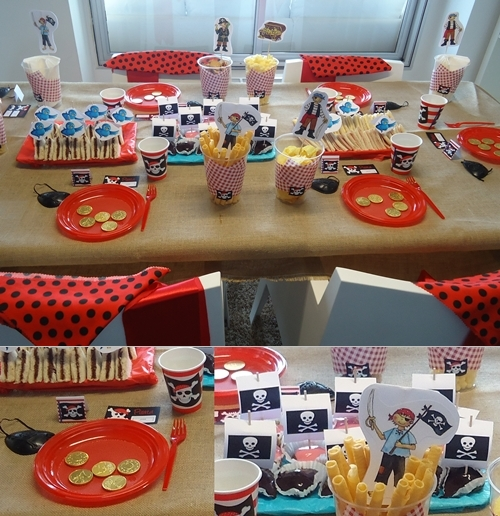 Mesa salada para cumplea os infantil imagui for Mesa salada para cumple