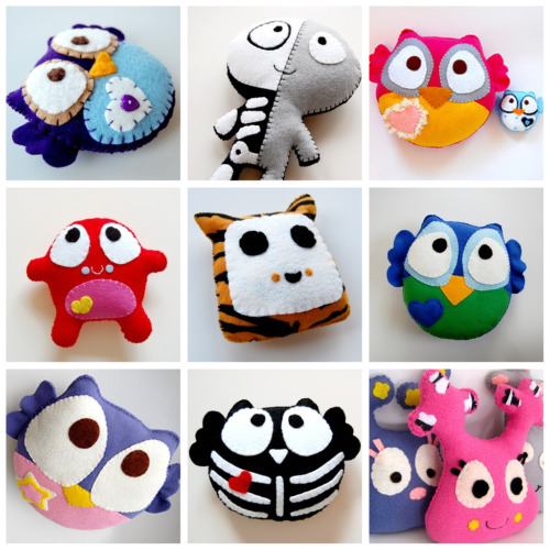Case Design plush toy phone case : De: http://www.ohmysocute.com/cute-stuffed-owlies-and-animal-plushies/