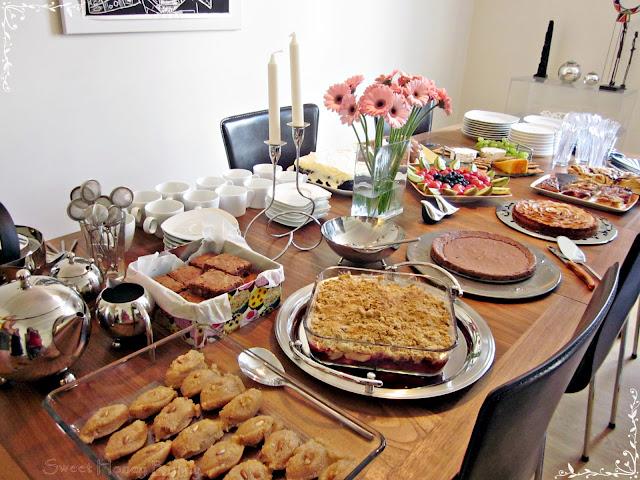 Frutas la cajita azul de roc o - Cena para invitados facil ...