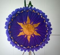 Piñata Sol Enredados