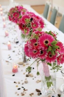 Bodas sencillas con flores