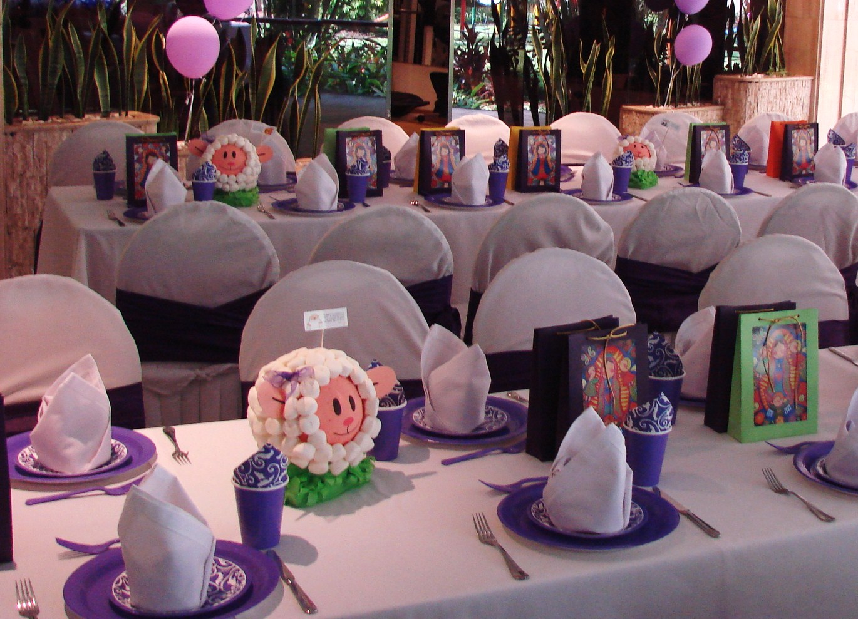 Decoraciones para primera comunion adornos de primera - Decoraciones de pared ...