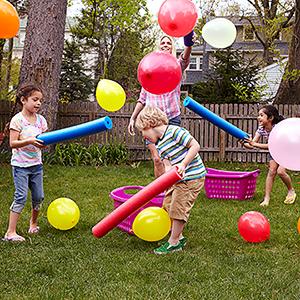 Juegos divertidos para cumpleaños