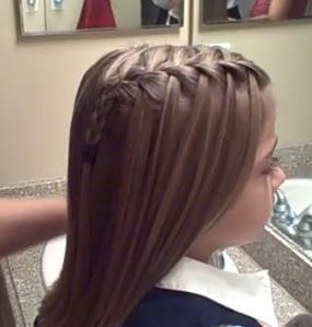 Peinados para niñas …!!