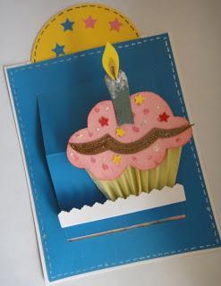 Tarjeta de Cumpleaños II
