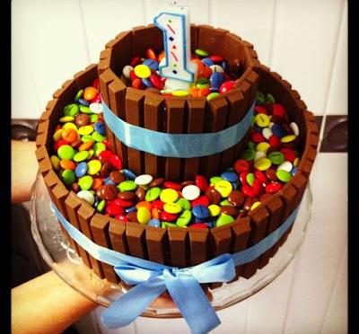 Tartas – Tortas: Decoración sencilla