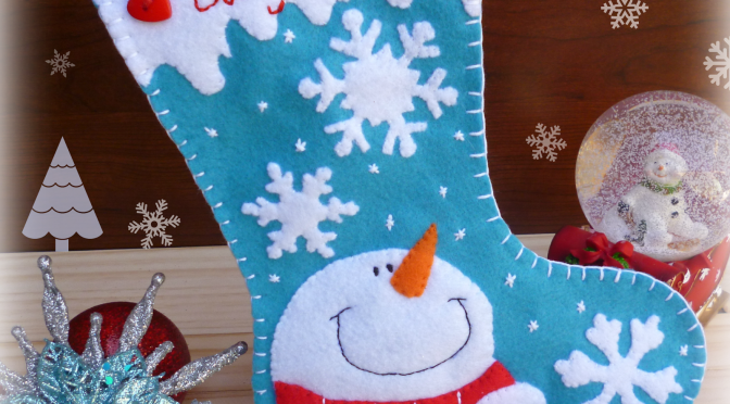 Manualidades Fieltro: Navidad