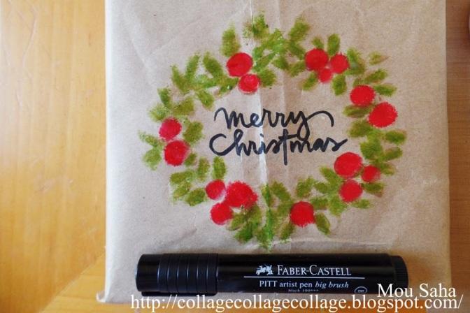 Cómo envolver regalos en navidad – Tutorial