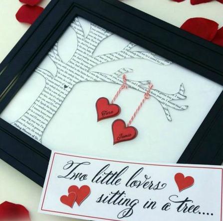 Tutorial regalo en San Valentín